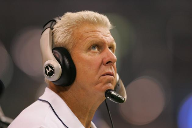 Bill Parcells' Polarizing Pats Candidacy