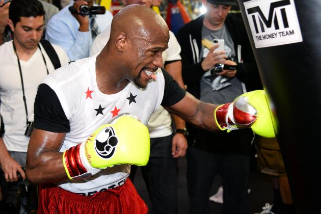 Mayweather vs. Maidana: Breaking Down the Most Important Skill of Each Fighter