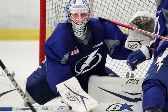 Bolts Want to Sign '13 First-Rounder Vasilevskiy, but KHL Deallingers