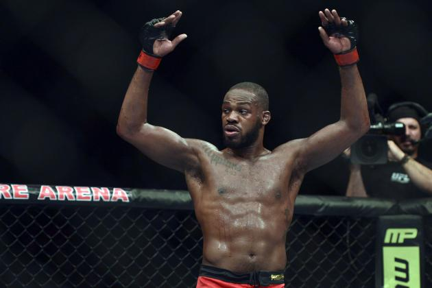 UFC 172: Jon Jones 'I'll Be a Champion for a Long Time'
