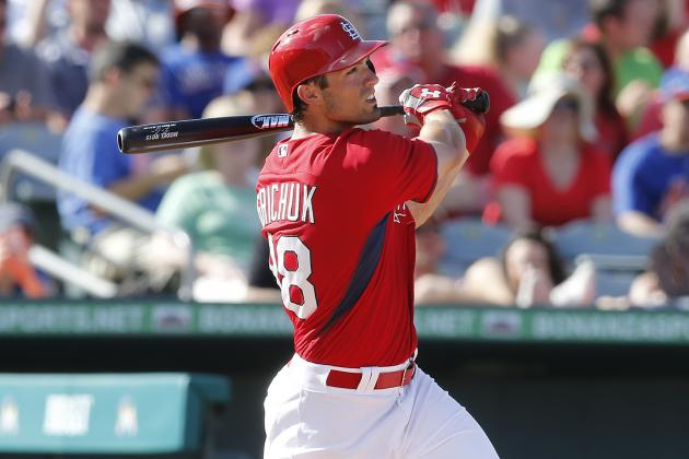 Cardinals Demote Wong and Shane Robinson, Promote Grichuk and Garcia