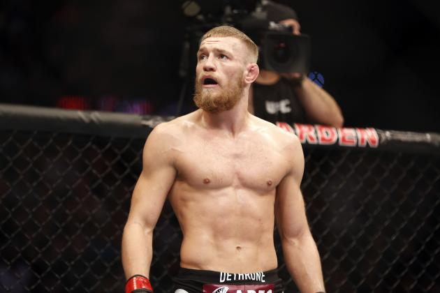 Conor McGregor: Why Do MMA Fans Dislike Any Fighter with Personality?