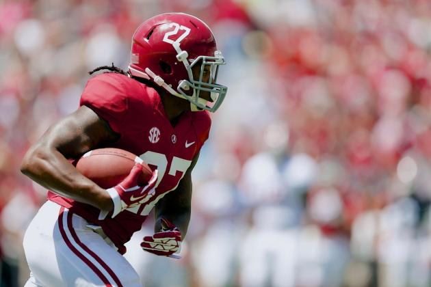 What Offshore Week 1 Point Spreads Tell Us About 2014 CFB Season