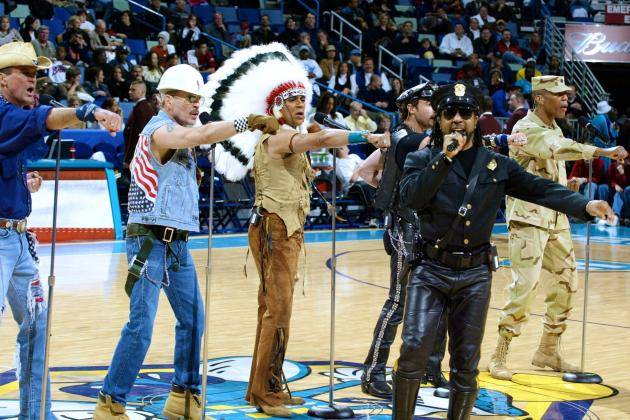 Village People Singer Plans to Ban Clippers from Playing 'YMCA'