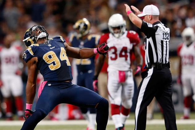 Rams Pick Up $6.969 Million Fifth-Year Option for Robert Quinn
