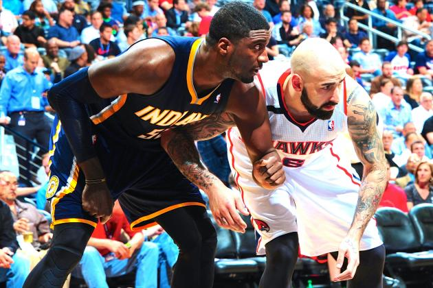 How Indiana Pacers Can Get Roy Hibbert Back on Track for Good