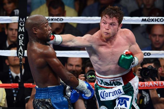 Floyd Mayweather's Biggest Weaknesses That Marcos Maidana Can Exploit