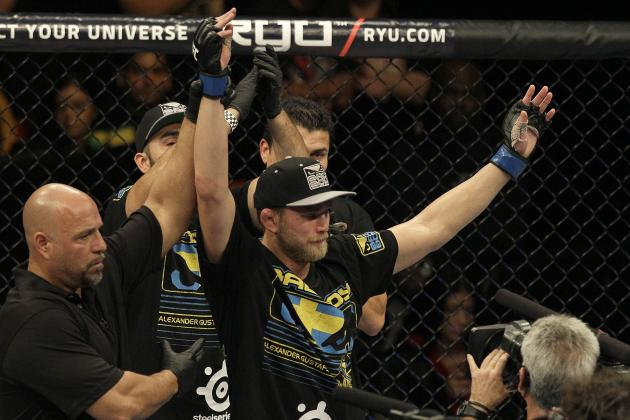 Alexander Gustafsson on Rematch with Jon Jones: 'It's Going to Be a Finish'