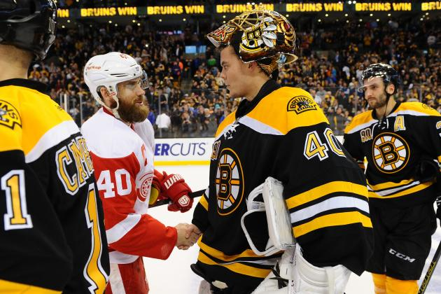 Bruins Remind Babcock of Cup-Winning Red Wings