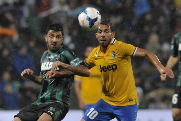 Sassuolo vs. Juventus: Serie A Live Score, Highlights, Report