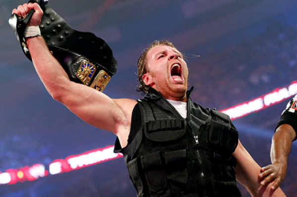 Ambrose Becomes Longest-Reigning United States Champion in WWE History