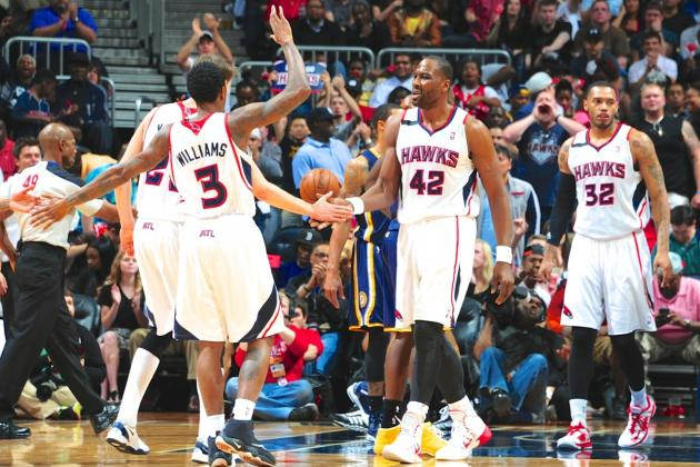 NBA Trends: Inside the Hawks' Offense, the Evolution of Wall and Beal & More