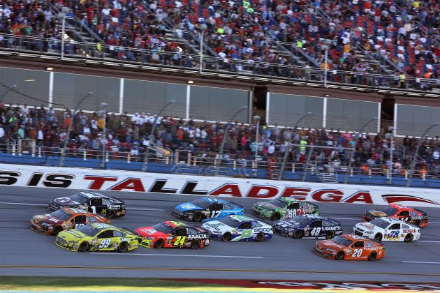 Fantasy NASCAR at Talladega 2014: Picks, Top Drivers for Aaron's 499