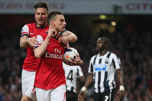 Arsenal vs. Newcastle United: Score, Grades and Post-Match Reaction