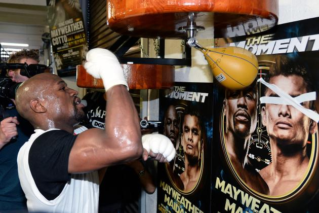 Mayweather vs. Maidana: Top Storylines Heading into Main Event