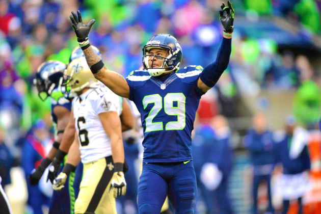 Earl Thomas Reportedly Signs 4-Year Extension with Seattle Seahawks