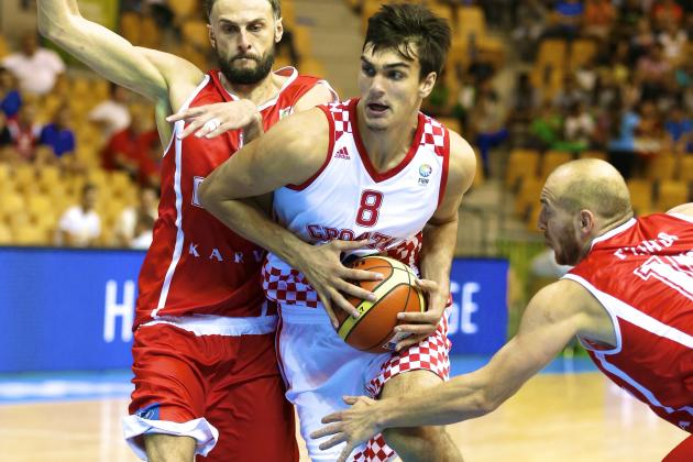 How Does Dario Saric and International Class Stack Up in 2014 NBA Draft?