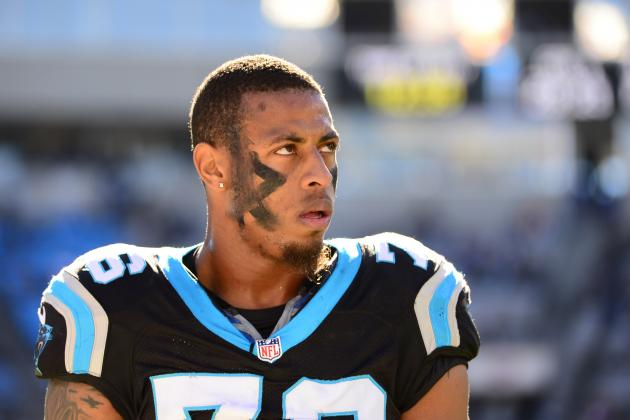 Greg Hardy Will Get Up to $1.3M Advance for Attending Offseason Program