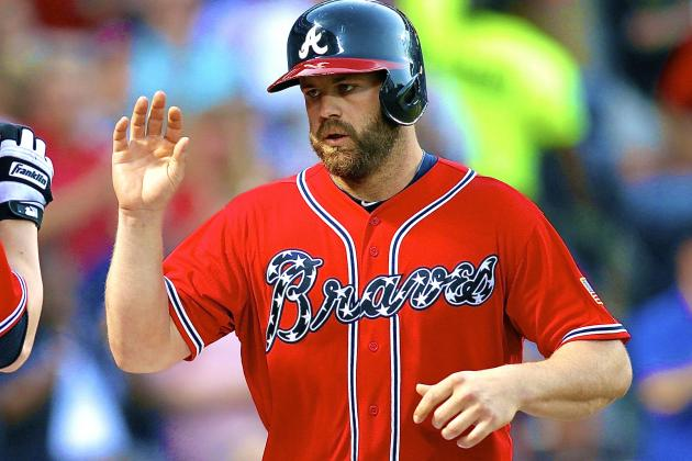 Evan Gattis' Hot Bat Is Making the Braves Forget About Brian McCann