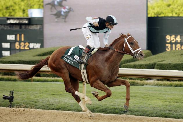 Kentucky Derby 2014 Post Positions: Draw Start Time, Live Stream Info and More