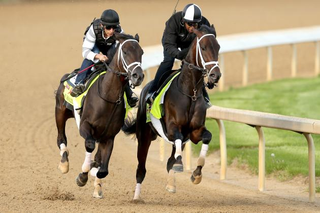 Kentucky Derby Post Time: Live Stream and TV Schedule for Draw