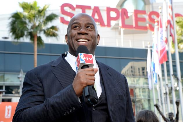 Magic Johnson Buying the LA Clippers Would Be Proper Ending to Sterling Saga