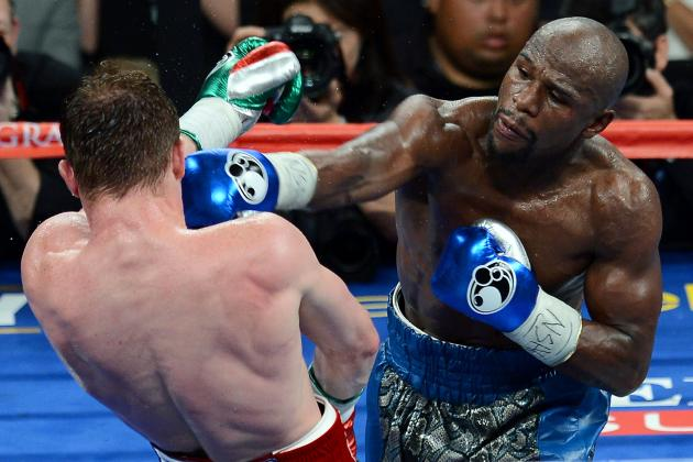 Mayweather vs. Maidana: Examining the Biggest Moments in Each Boxer's Careers