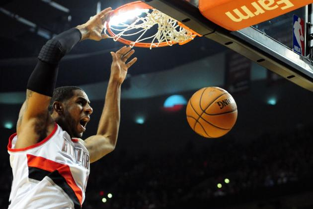 Trail Blazers' LaMarcus Aldridge Historically Good Through 4 Playoff Games