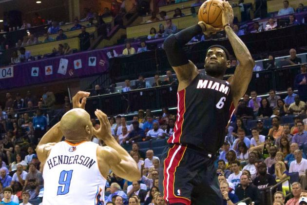 Heat vs. Bobcats Game 4: Live Score, Highlights and Reaction