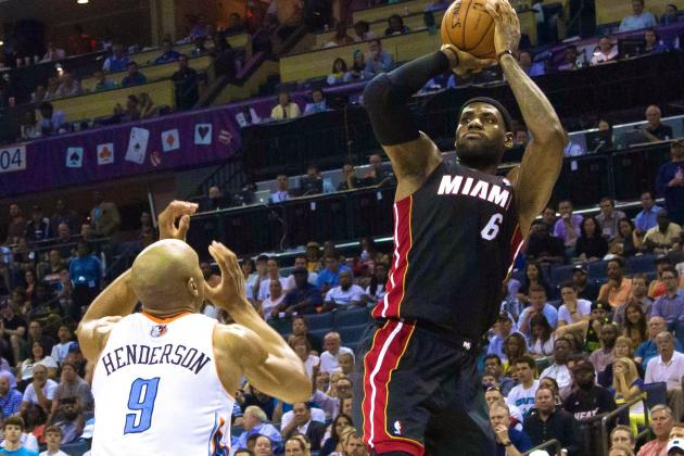Heat vs. Bobcats: Game 4 Score and Twitter Reaction from 2014 NBA Playoffs