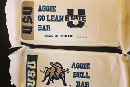 Instagram: Aggies' Own Nutritional Bars