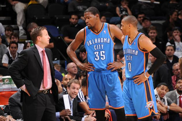 5 Adjustments OKC Thunder Must Make to Close Out Memphis Grizzlies