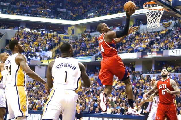 Hawks vs. Pacers: Game 5 Score and Twitter Reaction from 2014 NBA Playoffs
