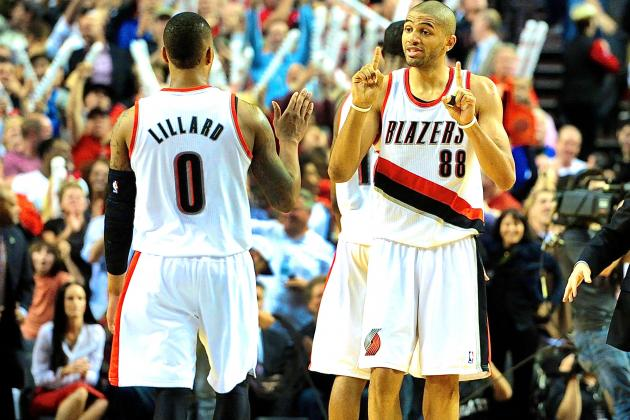 Are Portland Trail Blazers Just Feel-Good First Round Story or Real Contender?
