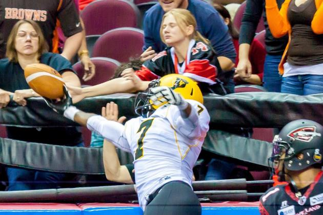 Arena Football League: Suddenly Another Crossroads for New-Look Pittsburgh Power