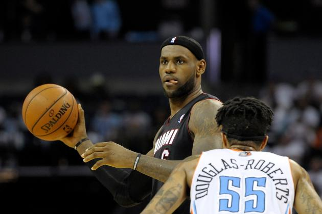 Miami Heat Better Enjoy Easy Ride over Charlotte Bobcats While They Can