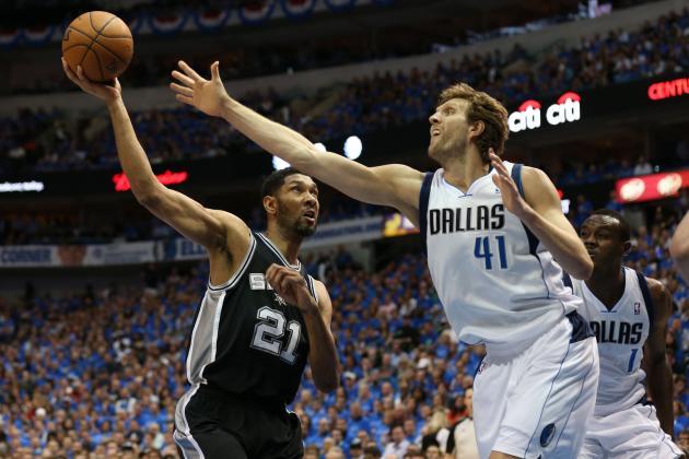 Who Has the Edge in Dallas Mavericks-San Antonio Spurs Best-of-3 Series?