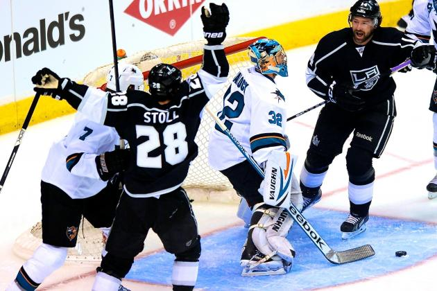 Kings' Incredible Comeback Continues: Will Sharks Have Any Answers in Game 7?