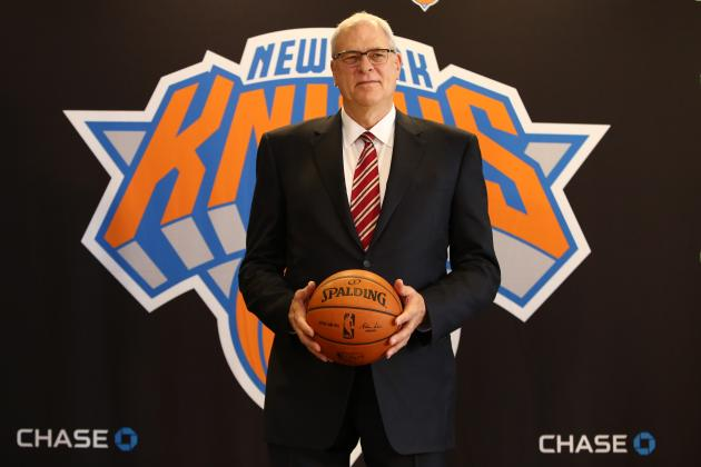 If Phil Jackson Can Turn These NY Knicks Around, He's Truly the Best Ever