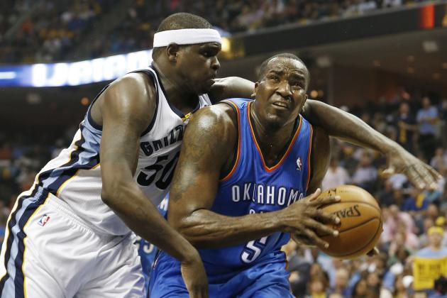 Will Tough Series Against Memphis Grizzlies Kill OKC Thunder's Title Energy?