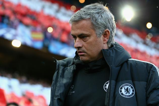 Jose Mourinho's Record When Leading a Match Is Ridiculously Good