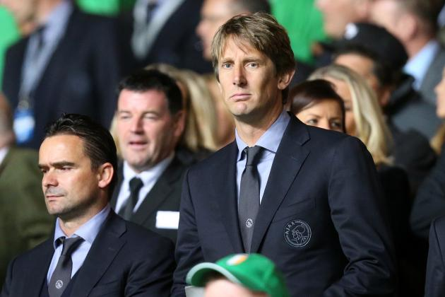 Edwin Van Der Sar Claims Louis Van Gaal Is Better Than Sir Alex Ferguson