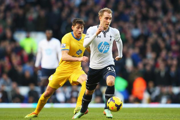 How Tottenham Hotspur Can Build Their Team Around Christian Eriksen