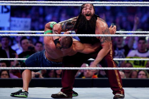 John Cena vs. Bray Wyatt Results: Winner and Post-Match Reaction