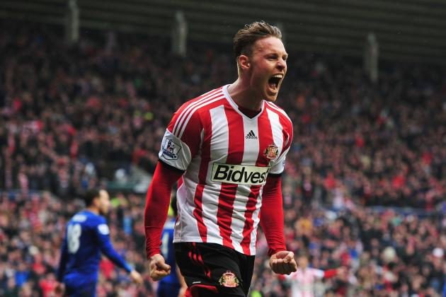 Sunderland Striker Connor Wickham Reveals His Massive New Chest Tattoo
