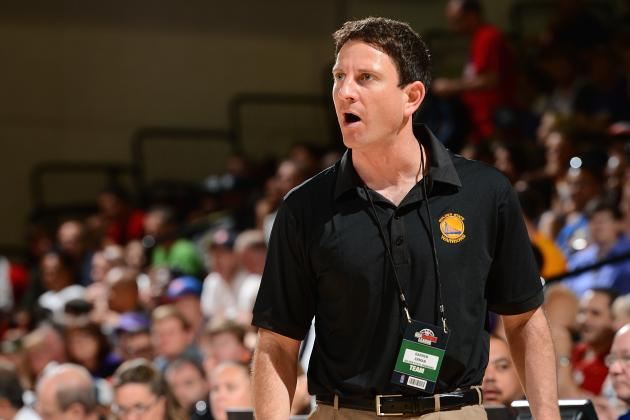 Warriors Assistant Coach Darren Erman Reportedly Fired for Taping Conversations