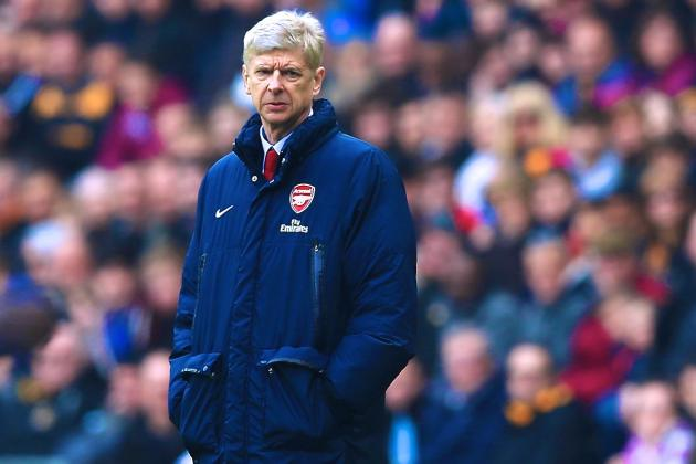 Arsenal and Arsene Wenger Now Just 1 Win from Safety