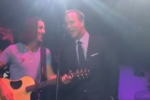 Peyton Shows Off Singing Skills for Charity