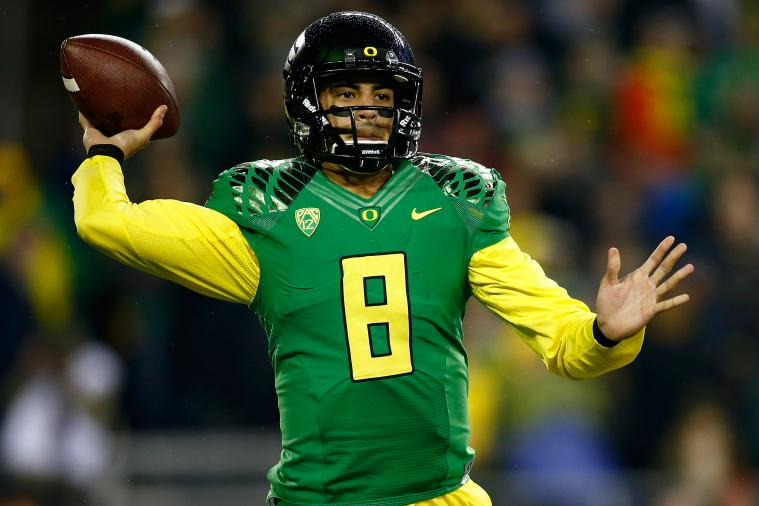 Oregon Football: Ducks Release Rosters for 2014 Spring Game