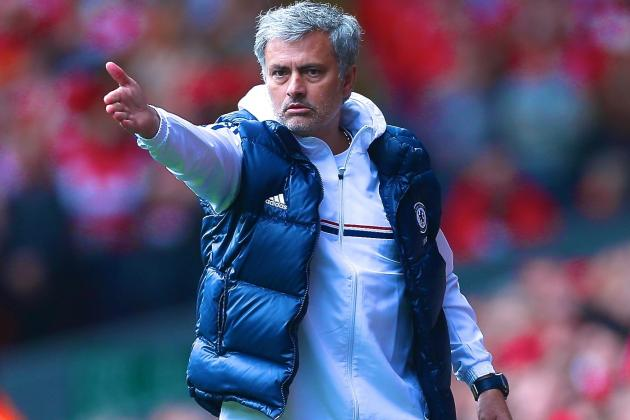 After Jose Mourinho's Big Gamble, His Champions League Moment of Truth Arrives
